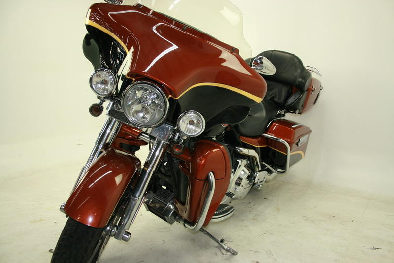 Pre-Owned 2008 Harley-Davidson Screaming Eagle Electra Glide 105th Anniversary