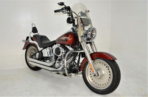 Pre-Owned 2009 Harley-Davidson Fat Boy
